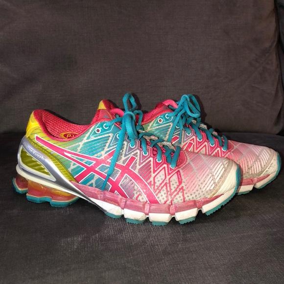 Asics Shoes | Colorful Athletic Shoe